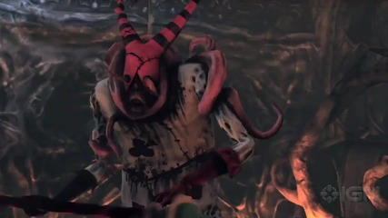 Alice- Madness Returns - Official Trailer Hd