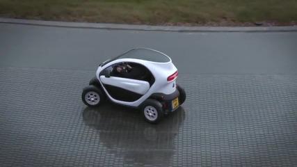 Става ли за дрифт Renault Twizy