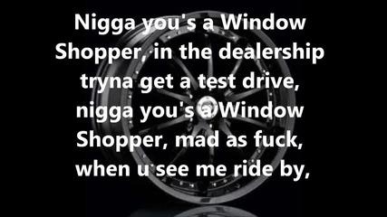 50 Cent - Window Shopper with lyrics