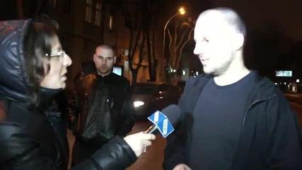Дали родната Полиция ни пази! (протест Варна 26.02.2013г.) Част-2