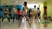 Момичета яко в ритъм Twerk dance