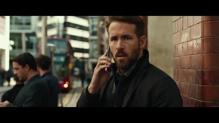 Criminal *2016* Trailer