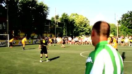 Ариана Шумен ю Вълците vs Лудата банда 2-ро полувреме /финал 16.06.2013/