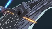 [ Subteam ] Cross Ange: Tenshi to Ryuu no Rondo - 24 [ Бг Субс ]