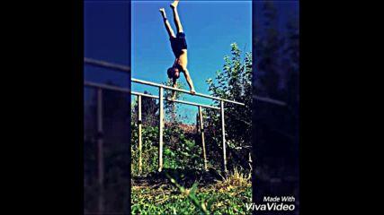 v-sit to handstand