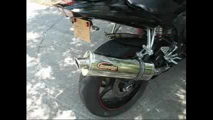 Yamaha R6 Exhaus