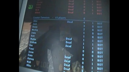 Gameplay of Counter Strike