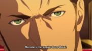 Garo: Vanishing Line - Епизод 01 Eng Sub [ 720p ]