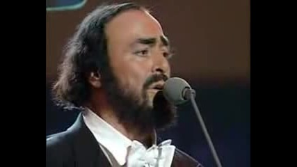 Luciano Pavarotti & Celine Dion - I hate Then I love You /с Бълг. Превод/