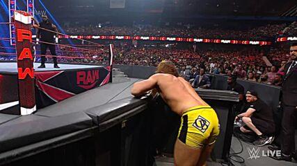 Riddle vs. Omos: Raw, Aug. 2, 2021