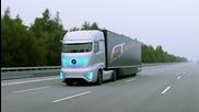 Бъдещите камиони Mercedes 2025 !