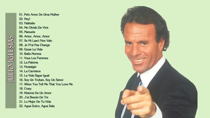 Julio Iglesias Collection -best Songs Of Julio Iglesias
