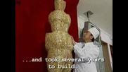 Кула направена от човешки зъби