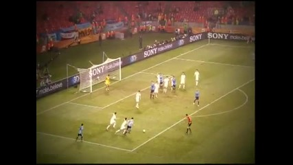 Fifa World Cup 2010 Goals of the Tournament