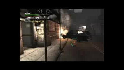Resident Evil:the Umbrella Chronicles Wii