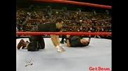 Tommy Dreamer vs. The Big Bossman - Wwe Heat 26.05.2002