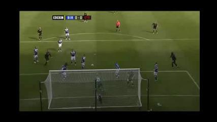 Премиер Лига - Бирмингам 0:0 Стоук Сити