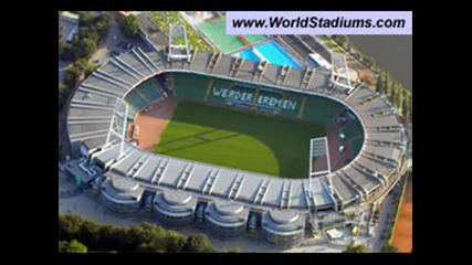 World stadiums