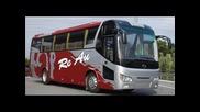 Европейски автобуси срещу Kитайски автобуси