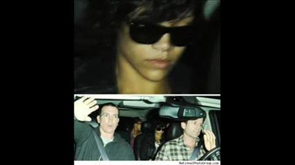 Първите Снимки На Rihanna След Побоя От Крис Браун `` Ужасяваща Гледка ``