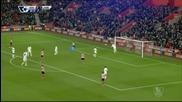 ВИДЕО: Суонси открадна победата на Саутхемптън