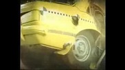 Opel Rekord crash test