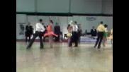 Albena Open 2008 - Petio I Eli