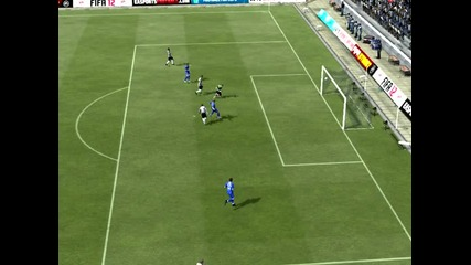 My first Fifa 12 Unique Goal