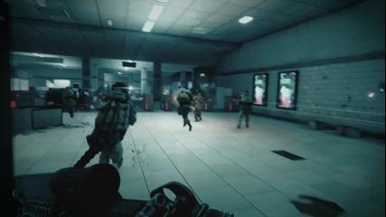 Battlefield 3 трейлър с Jay-z 99 problems. Battlefield отвръща на Call Of Duty