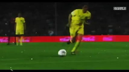 Lionel Messi - Skills Goals - 2011 2012 - selami