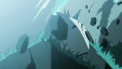 Naruto Shippuuden - Minato vs Madara
