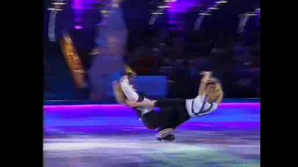 Албена Денкова Максим Ставийски Ледников период 2009 финал