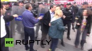 Turkey: Violent arrests in Istanbul as protesters try to join demo for Ankara victims