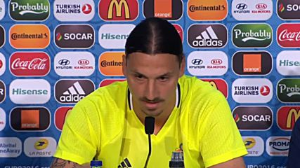 France: Ibrahimovic announces retirement from int'l football after Euro2016