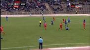 Спартак Плевен - ЦСКА 0:1 /първо полувреме/