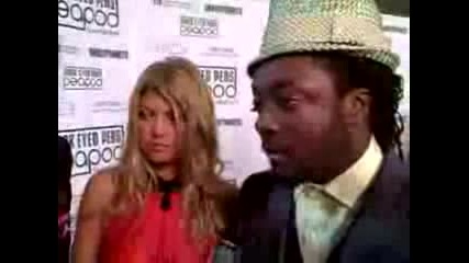 Black Eyed Peas Funniest Moments 2