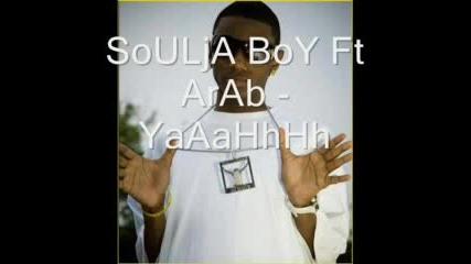 Soulja Boy Ft Arab - Yaahh