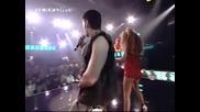 Just The 2 Of Us - Eleni Foureira kai Panagioths Petrakis - Love Sex Magic (live 01) - Hq