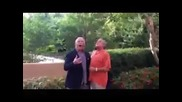 Ric Flair - Ice Bucket Challenge