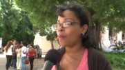 Cuba: Students watch UN debate on Cuban blockade from Havana university