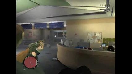 Престрелка с ченгетата - Gta Iv | My gameplay |