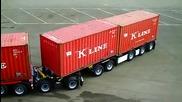 Scania roadtrain