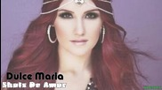 11. Dulce Maria - Shots De Amor (feat. Naty Botero & Pambo)