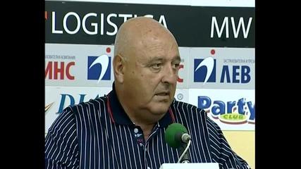 Венци Стефанов: Не виждам светлина в тунела