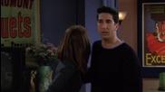 Friends / Приятели - Сезон 3 Епизод 8 - Bg Audio -   Част 2/2  