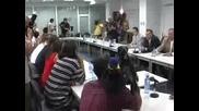 Джевдет Чакъров се срещна с представители на неправителствени организации