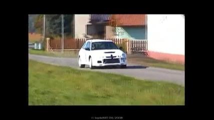 Лудак с Mitsubishi Colt Evo 8 4x4