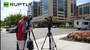 Suspected Virginia shooting gunman reported dead