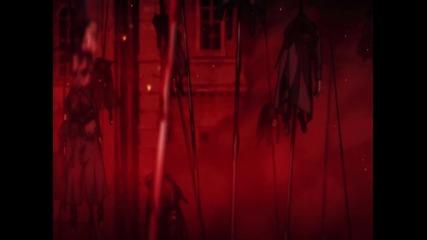 Hellsing Alucard's mind