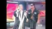 Edge John Cena + Rey Mysterio Talk Backst